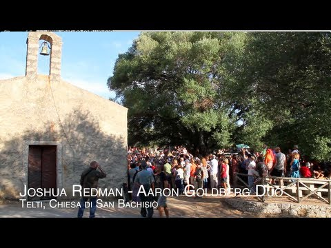 Time in Jazz 2013 | DAY BY DAY 13 AGOSTO | Joshua Redman & Aaron Goldberg