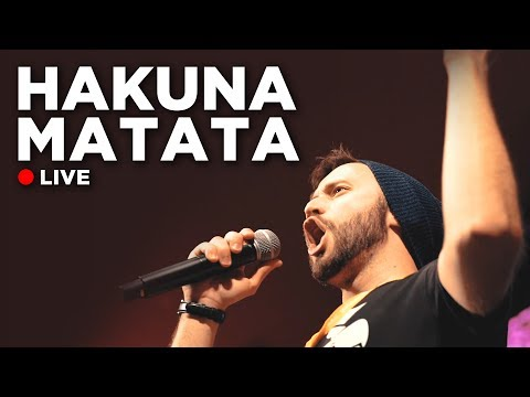 "Elton John  ""Hakuna Matata"" Cover"