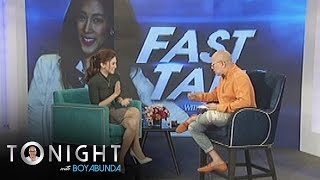 Video TWBA: Fast talk with Alex Gonzaga MP3, 3GP, MP4, WEBM, AVI, FLV Agustus 2018