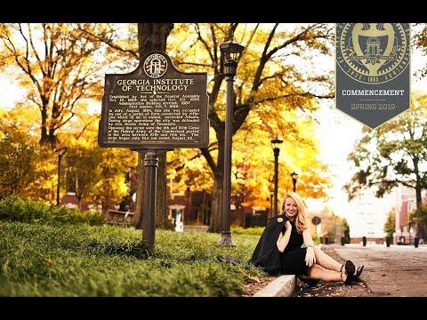 Georgia Tech Spring 2019 Graduate: Caroline Jones