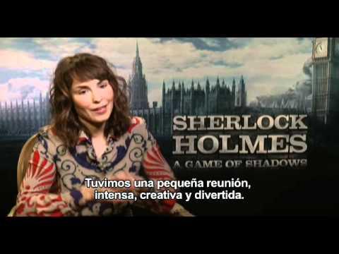 Sherlock Holmes: Juego de Sombras - Noomi Rapace?>