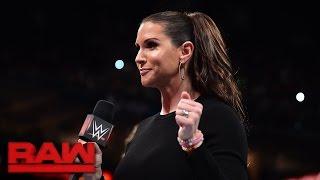 Nonton Stephanie Mcmahon   Mick Foley Address Raw S Survivor Series Teams  Raw  Nov  14  2016 Film Subtitle Indonesia Streaming Movie Download