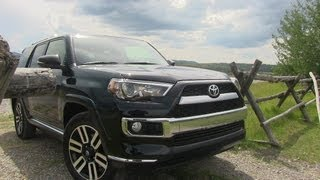 2014 Toyota 4Runner First Drive&Review