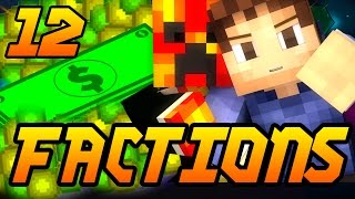 "Minecraft Factions ""MASSIVE SPAWNING AREA!"" Episode 12 Factions w/ Preston and Woofless!"
