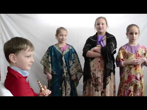 The Story of Queen Esther - Miss Kyla's Class