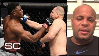 Video Daniel Cormier reacts to Francis Ngannou's KO of Cain Velasquez   SportsCenter MP3, 3GP, MP4, WEBM, AVI, FLV Februari 2019