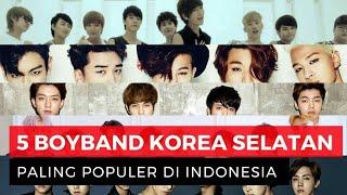 Video Boyband Korea Paling Populer di Indonesia MP3, 3GP, MP4, WEBM, AVI, FLV Maret 2018