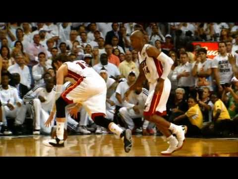best of - Check out slow motion highlights from the Miami Heat's epic comeback win over the San Antonio Spurs in overtime of Game 6 of the 2013 NBA Finals through the ...
