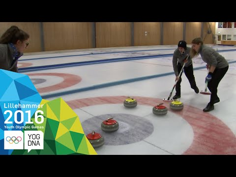 Curling Mixed Team - Tie Breaker - TUR vs ITA | Lillehammer 2016 Youth Olympic Games