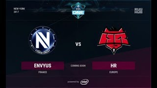 EnVyUs vs HR, game 1
