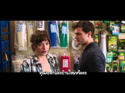Fifty Shades of Grey Clip : Christian surprise Ana Thai sub