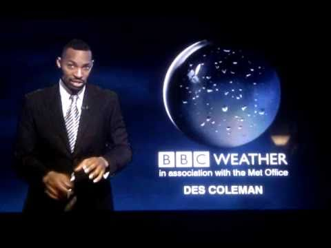 Local weatherman wants to be a rap star..