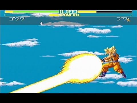dragon ball z super nintendo astuces