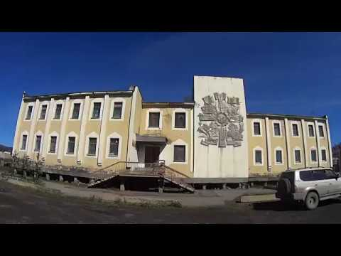 Kolyma Highway 2017 - Susuman (видео)