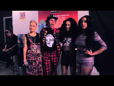 Stooshe - Slip (Live at Perez Hilton's One Night In @ SXSW)