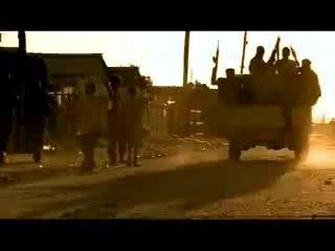 child soldiers - A TV commercial directed by Murray Mackintosh or Amnesty International against the use of child soldiers around the world. Two children from different backgr...
