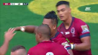 Reds v Lions Rd.11 2018 Super Rugby video highlights