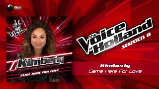 Download Lagu Kimberly – Came Here For Love (The voice of Holland 2017/2018 The Liveshows audio) Mp3