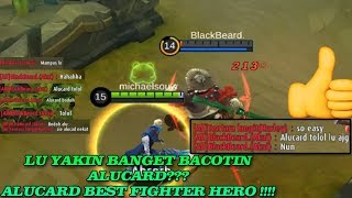 Video LU YAKIN BACOTIN ALUCARD NOOB? MP3, 3GP, MP4, WEBM, AVI, FLV Februari 2019