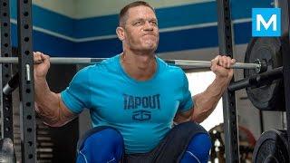 Video John Cena Training for WWE | Muscle Madness MP3, 3GP, MP4, WEBM, AVI, FLV Juli 2018
