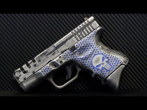 <h3>Firearm Laser Engraving System | Custom Gun and Knife Engraving</h3><p>In this laser engraving video, we demonstrate a large variety of laser engraving applications on a multitude of alloys. FiberStar® Laser Engraving Systems are a great tool for engraving firearms, knifes, tumblers, jewelry as well as other items.<br /><br />Our proprietary StarFX™ software provides a level of complex layer engraving and surface texturing never before available in today's marketplace.  Convert any sketch, drawing, or graphic image into a custom engraved work-of-art on multiple alloys including: Aluminum, Stainless Steel, Titanium, Copper, Iron, Brass, Exotic Metals, Composites, and precious alloys.  Each image can be engraved before or after custom coating (including hard coat anodize, custom color or Cerakote processes) to optimize the color fill, natural shadowing and polishing effects of the final result.</p>