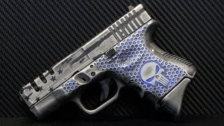 Firearm Laser Engraving System | Custom Gun and Knife Engraving