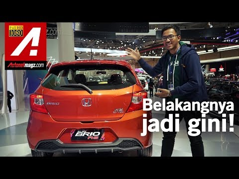 Honda Brio Baru 2018 First Impression Review by AutonetMagz