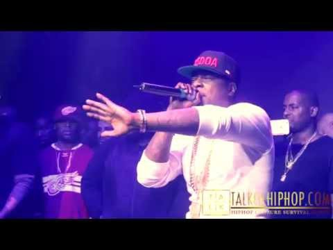 JADAKISS T5DOA ALBUM RELEASE PARTY AT STAGE 48