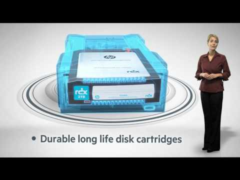 HP RDX Backup System