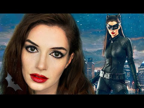 Catwoman (Anne Hathaway) Makeup / Full Costume