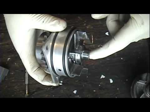 1995-2001 Nissan Maxima: (1/3) Water pump replacement