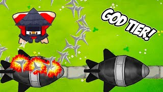 GOD Ninja Tower In Bloons TD6 (SECRET)