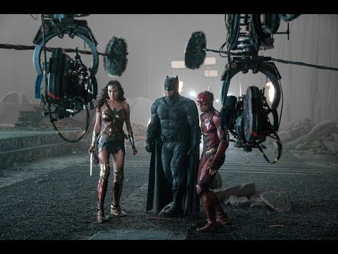 Behind The Scenes - Photos 'Justice League'