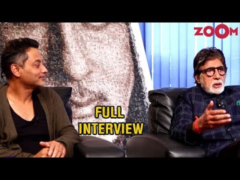 Amitabh Bachchan about his honest critics, experiments with his characters & more | Full Interview