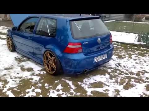 golf mk4 & mk5 r32/r36 - sound compilation 2015!