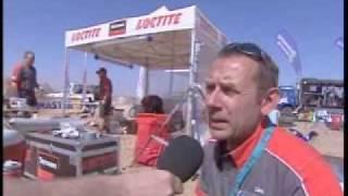 Aplicaciones Teroson Loctite En  Rally Dakar