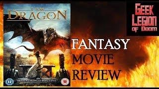 I AM DRAGON ( 2015 Matvey Lykov ) aka ON-DRAKON aka DRAGON INSIDE ME Fantasy Movie Review