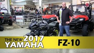 9. Review: All New 2017 Yamaha FZ-10 - Yamaha Motorcycles - Minneapolis, St Paul, Lakeville, MN