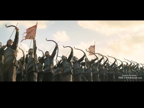 The Great Battle  (2018) - First War Scene