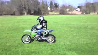 6. Kx65 top speed