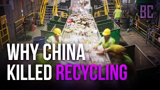Video Here's Why China Is Killing The Global Recycling Industry MP3, 3GP, MP4, WEBM, AVI, FLV Agustus 2019