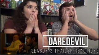 Daredevil Season 3 Trailer Reactions