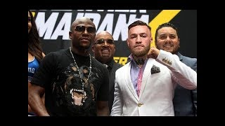 Conor McGregor Vs Floyd Mayweather Official Fight Confirmed! (August 26th)