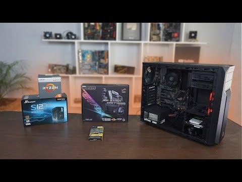 Ensamblando PC económica con APU para actualizar en un futuro 2400g - Proto Hw & Tec