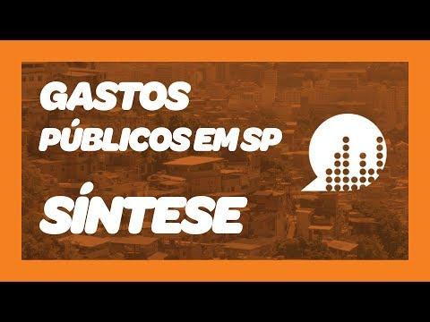 Para onde vai o dinheiro? Gastos públicos em São Paulo | SÍNTESE | Vozes Urbanas
