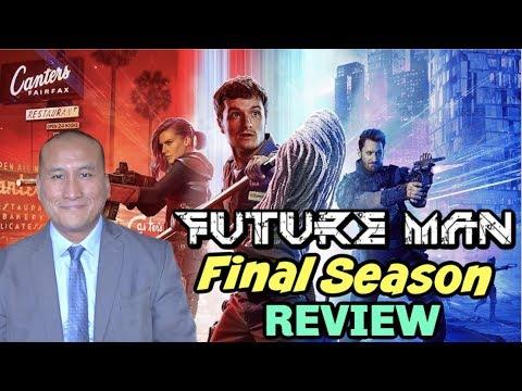 TV Review: Hulu 'FUTURE MAN' Season 3 a.k.a Final Season