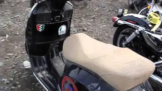 8. 132825 2006 Vespa GTS250