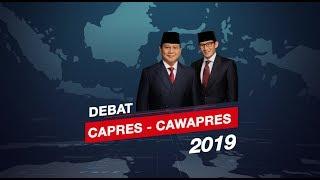 Video Debat Pertama Capres-Cawapres 2019 MP3, 3GP, MP4, WEBM, AVI, FLV Januari 2019