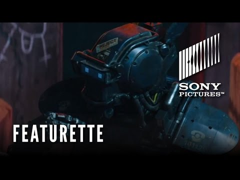Chappie Chappie (Featurette 'World's First Thinking Robot')