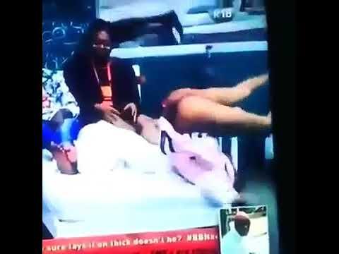 Big Brother Naija 2018 #Bbn - Princess Exposing Her Thing